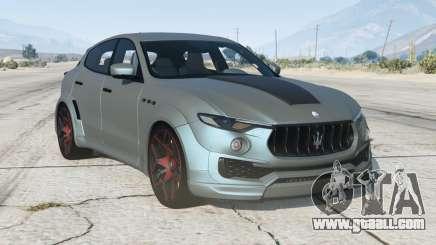 Maserati Levante Novitec Tridente Esteso (M161) 2017〡add-on v1.1 for GTA 5