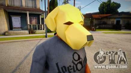 Dog (Diamond Casino Heist) for GTA San Andreas