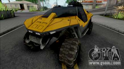 GTA Halo Civilian Warthog GGM Conversion for GTA San Andreas