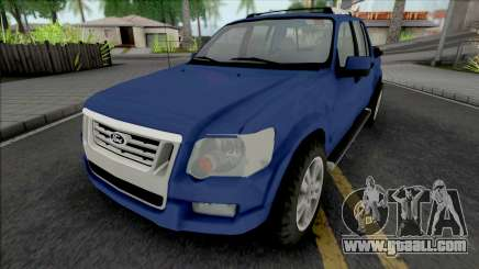 Ford Explorer Sport Trac Limited 2008 for GTA San Andreas