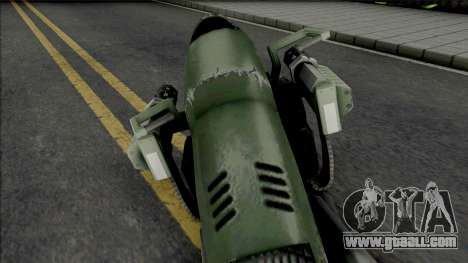 GTA Halo UNSC Bike GGM Conversion for GTA San Andreas