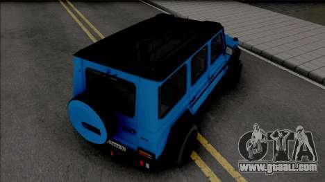Brabus G55 for GTA San Andreas