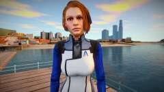 Jill Valentine Skin for GTA San Andreas