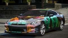 Nissan GT-R V6 Nismo S7 for GTA 4