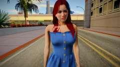 Kaori Wang for GTA San Andreas