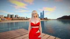 Sarah Bryant Casual for GTA San Andreas