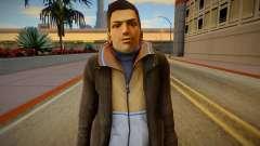 Tommy Vercetti in Niko Bellic Suit HD for GTA San Andreas