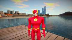The Flash (Justice League Unlimited) for GTA San Andreas