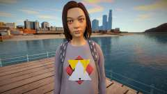 Lyla from Life is Strange 2 for GTA San Andreas