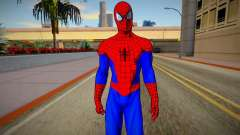Ultimate Spider-Man Cartoon Skin for GTA San Andreas