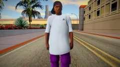 Ballas1 (good skin) for GTA San Andreas