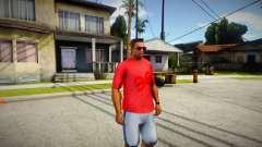 Eris New T-shirt for GTA San Andreas
