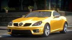 Mercedes-Benz SLK 55 GS V1.0 for GTA 4