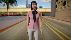 Georgina Cheng for GTA San Andreas