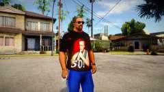 T-shirt Till Lindemann 50 for GTA San Andreas