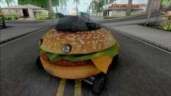 Burger Shot Bunmobile