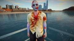 Zombie from GTA V for GTA San Andreas