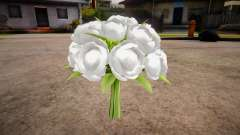 New bouquet of flowers for GTA San Andreas