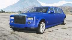 Rolls-Royce Phantom Limousine Mutec 2008〡add-on for GTA 5