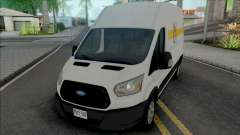 Ford Transit 2016 Post Op for GTA San Andreas