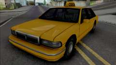James Mays Approved Taxi for GTA San Andreas