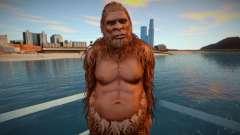 Bigfoot from GTA V for GTA San Andreas