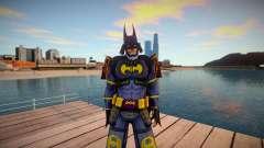 Batman Ninja from Injustice 2 for GTA San Andreas