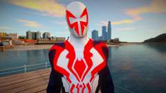 Spider-Man 2099 Skin for GTA San Andreas