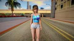 Misaki v2 for GTA San Andreas