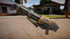 Quake 2 Chaingun