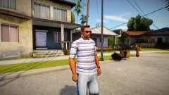 Polo T-shirt Erison for GTA San Andreas