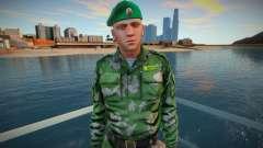 Lieutenant of PV Belarus for GTA San Andreas