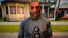 Beards for CJ for GTA San Andreas