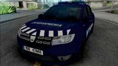 Dacia Logan 2018 Jandarmerie