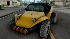 GTA Gorillaz 19-2000 (Color Style) for GTA San Andreas