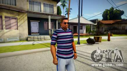Polo T-shirt Erison v2 for GTA San Andreas
