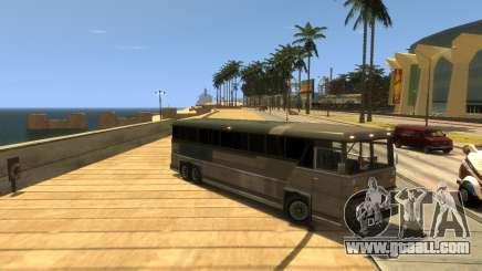 Bus SA for GTA 4
