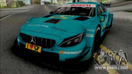 Mercedes-AMG C63 DTM Gary Paffett for GTA San Andreas