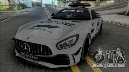 Mercedes-AMG GT R 2019 Safety Car for GTA San Andreas
