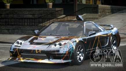 Honda NSX SP-R S5 for GTA 4