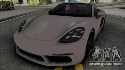 Porsche 718 Boxster S for GTA San Andreas