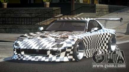 Mazda RX-7 PSI Qz L2 for GTA 4