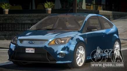 Ford Focus RS PSI V1.0 for GTA 4