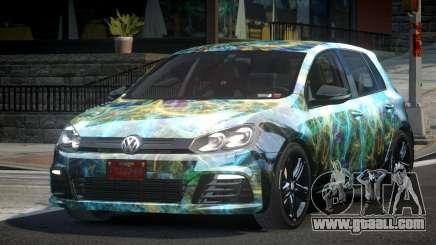 Volkswagen Golf US S8 for GTA 4