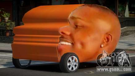 Dababy Car for GTA 4