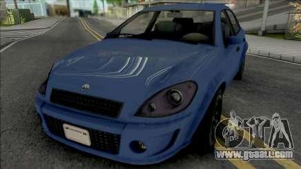 Declasse Premier [Fixed] for GTA San Andreas