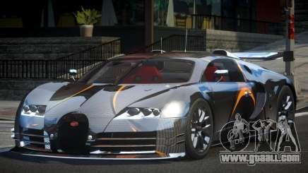 Bugatti Veyron GS-S L5 for GTA 4
