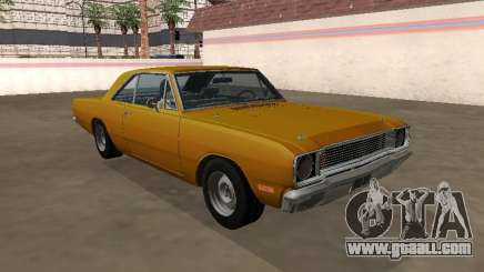 1974 Dodge Dart Coupe for GTA San Andreas