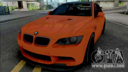BMW M3 GTS [Fixed] for GTA San Andreas