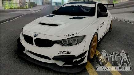 BMW M4 GTS Varis 2016 for GTA San Andreas